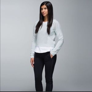 Lululemon Be Present pullover